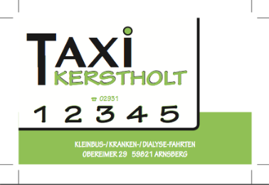 taxikerstholt